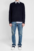 Marni Ribbed Wool and Cashmere Pullover