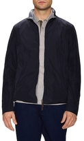 Canali Solid Reversible Jacket
