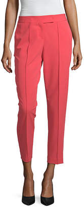 WORTHINGTON Worthington Pintuck Ankle Pant - Tall