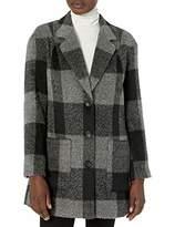 Levi's Women's Wool Oversized Boyfriend Walking Coat