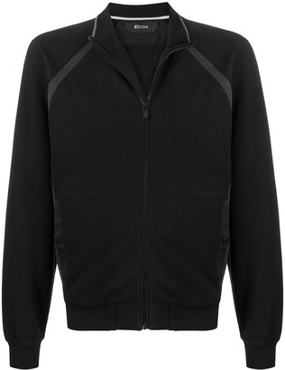 Ermenegildo Zegna Zip-Up Cardigan