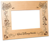 Disney Walt World Minnie and Mickey Mouse Wedding Photo Frame by Arribas - Personalizable