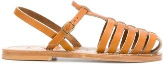 K. Jacques gladiator sandals