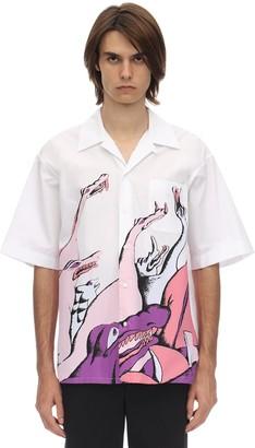 Marni Printed Cotton Shirt
