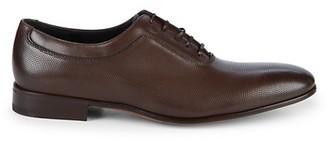 Salvatore Ferragamo Farnese Leather Oxfords
