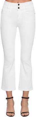 Frame Le Crop Mini Booth Cotton Denim Jeans