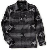 Hurley Pendleton Collaboration Long-Sleeve Flannel Shirt