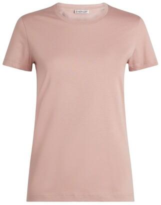 Moncler Logo-Sleeve T-Shirt