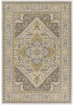 Artistic Weavers Roosevelt Wheeler Light Yellow / Gray Area Rug Rug