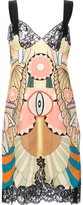 Givenchy 'Crazy Cleopatra' printed dress - women - Silk - 36