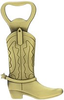 """Kate Aspen Just Hitched"""" Cowboy Boot Bottle Opener"""