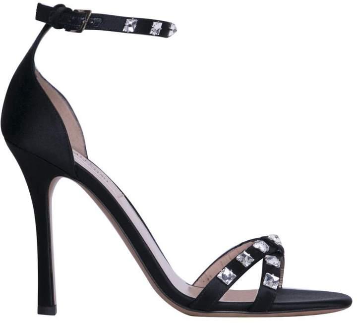 Valentino Satin Sandals