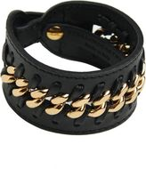 Stella McCartney Black Eco Alter Nappa Big Cuff
