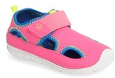 Stride Rite Infant Girl's Soft Motion(TM) Splash Sneaker