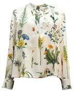 Shirt A Porter Flowers Shirt