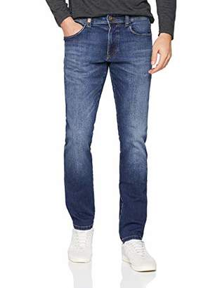 Camel Active 488265, mens Tapered Tapered Fit Jeans,34 W/30 L (W34/L30 EU)