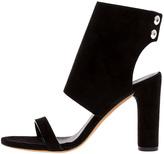IRO Black Sigoat Sandal