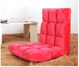 BestBang Home Adjustable Memory Foam Floor Chair Sofa Recliner Lounge