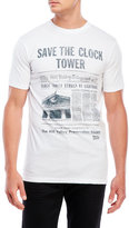 Junk Food Clothing Save The Clock Tower Tee