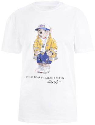 Polo Ralph Lauren Bear Coat T-Shirt