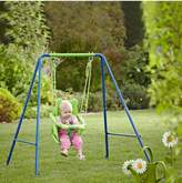 Sportspower Small Wonders Toddler Swing with Nursery Booster Seat