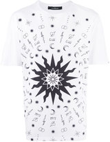 John Richmond wild print T-shirt - men - Cotton - S