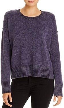 Eileen Fisher Ribbed Trim Sweater