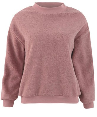 Goodnight Macaroon 'Avril' Fleece Pullover