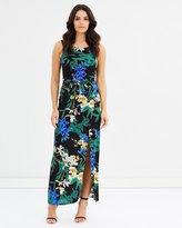 Dorothy Perkins Printed Maxi Dress