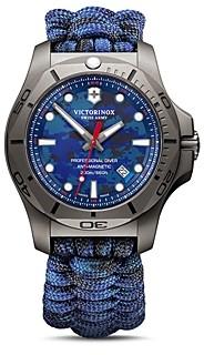 Victorinox Inox Paracord Watch, 45mm