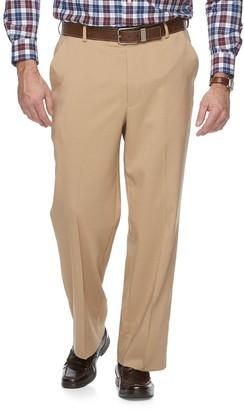 Van Heusen Big & Tall Traveler Premium Non-Iron Stretch Dress Pants