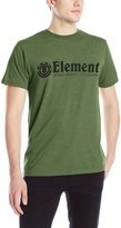 Element Men's Horizontal Push Short Sleeve T-Shirt