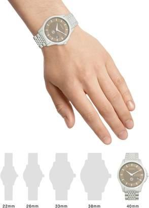 Gucci 126 LG Stainless Steel Bracelet Watch