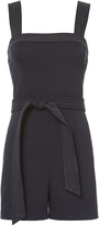 Exclusive for Intermix Bianca Twill Romper