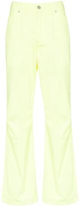 Sunflower Worker straight-leg trousers