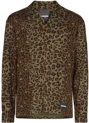 Neighborhood Leopard-Print Shirt