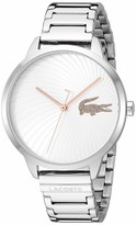 Lacoste Women's Quartz Watch with Stainless Steel Strap