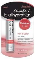 ChapStick® Total Hydration Moisture + Tint Lip Balm - Coral -0.12oz
