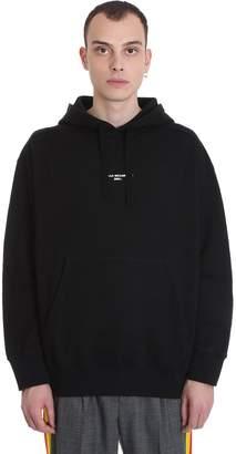 Stella McCartney Sweatshirt In Black Cotton