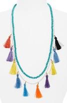 Rebecca Minkoff Women's Sophia Tassel Multistrand Necklace