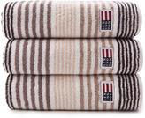 Lexington Company Lexington Original Striped Large Hand Towel - Beige Stripe