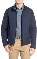 Ben Sherman Men's Quilted Harrington Jacket