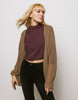 American Eagle Outfitters Don't Ask Why Open Knit Cardigan