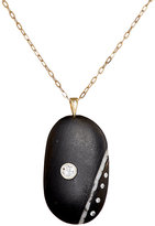 Cvc Stones Women's Nascosta Necklace-BLACK