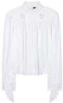 Isabel Marant Skara Cotton Blouse