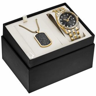 Bulova Dress Watch (Model: 98K107)