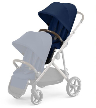 CYBEX Gazelle S Second Seat- Taupe/Navy Blue