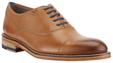 Oliver Sweeney Lupton Leather Oxford Lace-up Shoes, Tan