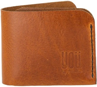 You By Tokarska Leather Wallet Zurych Brown