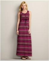 Eddie Bauer Henley Maxi Dress